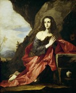Saint Mary Magdalen or Saint Tais, 1641