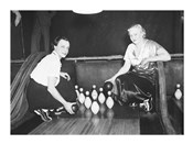 Bowling Alley, 1936