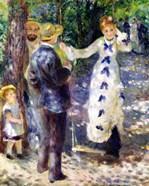 The Swing, 1876