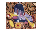 Untitled (Abstract Piano)