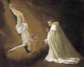 Saint Peter Apostle Appears to Saint Peter Nolasco