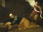 Saint Peter Freed by an Angel, 1639