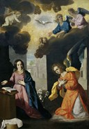 The Annunciation, 1638-1639