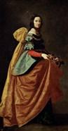 Saint Casilda, 1640