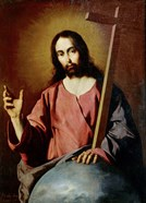 The Savior Blessing. 1638