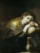 Saint Mary Magdalen Penitent