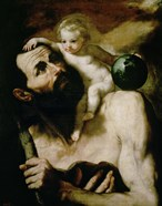 Saint Christopher,1637