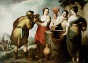 Rebekah and Eliezer