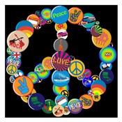 Pin Up Peace