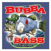 Bubba Bass - Blue