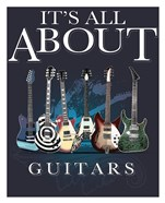 It's All about Guitars