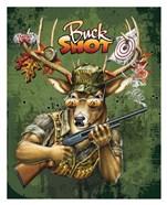 Deer / Deer / Elk Buck (Green)