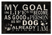 My Goal - Dog
