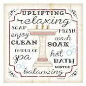 Bath I (Sink)
