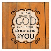 Draw Near to God - Orange