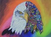 Animals Of Pride - Eagle