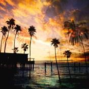 Sunset on the Pier B