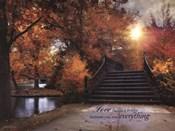 Love Builds A Bridge