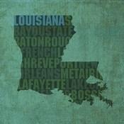 Louisiana State Words