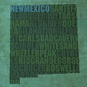 New Mexico State Words