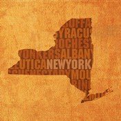 New York State Words
