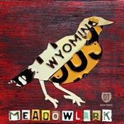 Wyoming Meadowlark