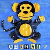 Oo Ah Ah The Monkey