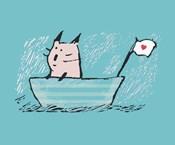 Sweet Sailor Cat