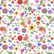 Petals & Paisley