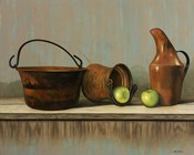 Rustic Cooking Pots