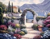 Mediterranean Scene A