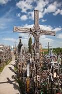 Hill of Crosses, Siauliai, Central Lithuania, Lithuania II