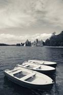 Island Castle by Lake Galve, Trakai, Lithuania II