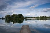 Lake Galve, Trakai Historical National Park, Lithuania VI