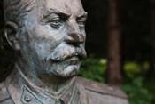 Lithuania, Grutas Park, Statue Joseph Stalin II