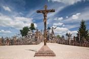Lithuania, Siauliai, Hill of Crosses, Christianity I