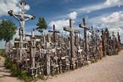 Lithuania, Siauliai, Hill of Crosses, Christianity III