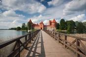 Lithuania, Trakai Historical NP, Island Castle