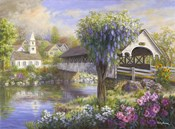 Picturesque Covered Bridge