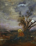 Christ On the Mount Of Olives, 1875-1880