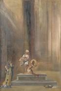 Beheading Of Saint John The Baptist, 1870