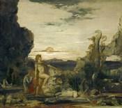 Hercules and the Hydra Of Lernae, 1875