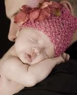 Baby On Shoulder