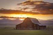 Wet Mountain Barn II