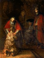 Return of the Prodigal Son, c.1668