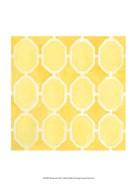 Watercolor Tile I