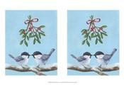 Chickadee Christmas I 2-Up