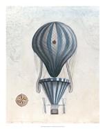 Vintage Hot Air Balloons IV