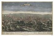 Bird's Eye View of Rome