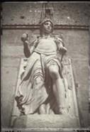 Statue Castel Sant Angelo